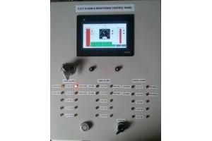 Hệ thống đo, giám sát, cảnh báo mức, nhiệt độ, áp suất trong tank