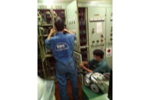 Sữa chữa, bảo dưỡng thiết bị điện tàu biển